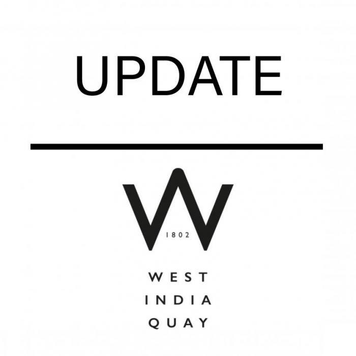 West India Quay Update